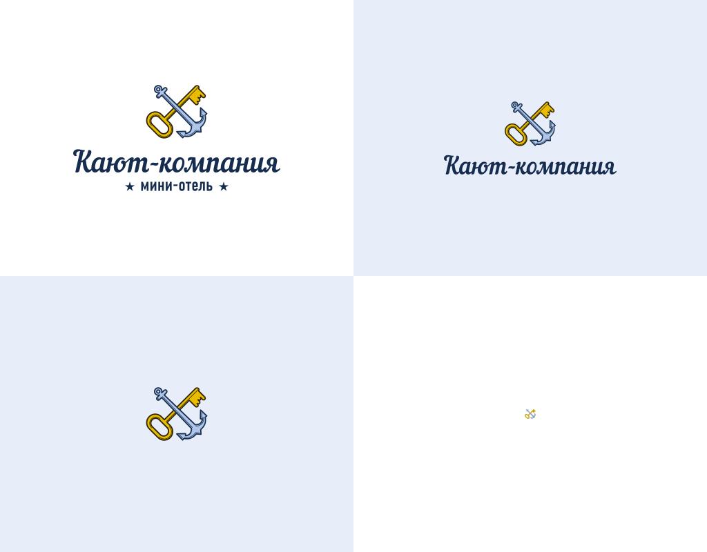 Формы логотипа мини отеля