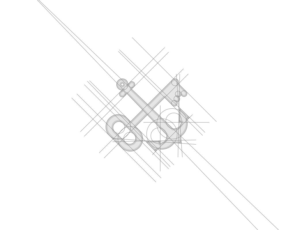 Построение логотипа гостиницы