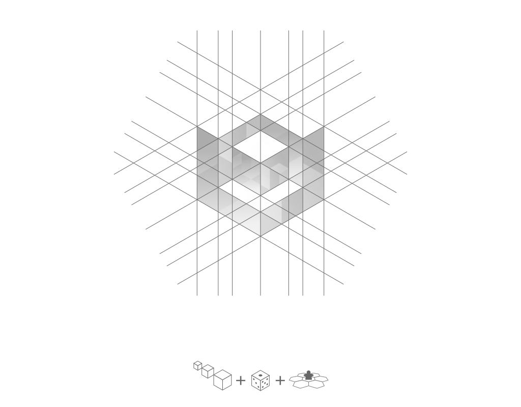 Построение логотипа магазина настольных игр