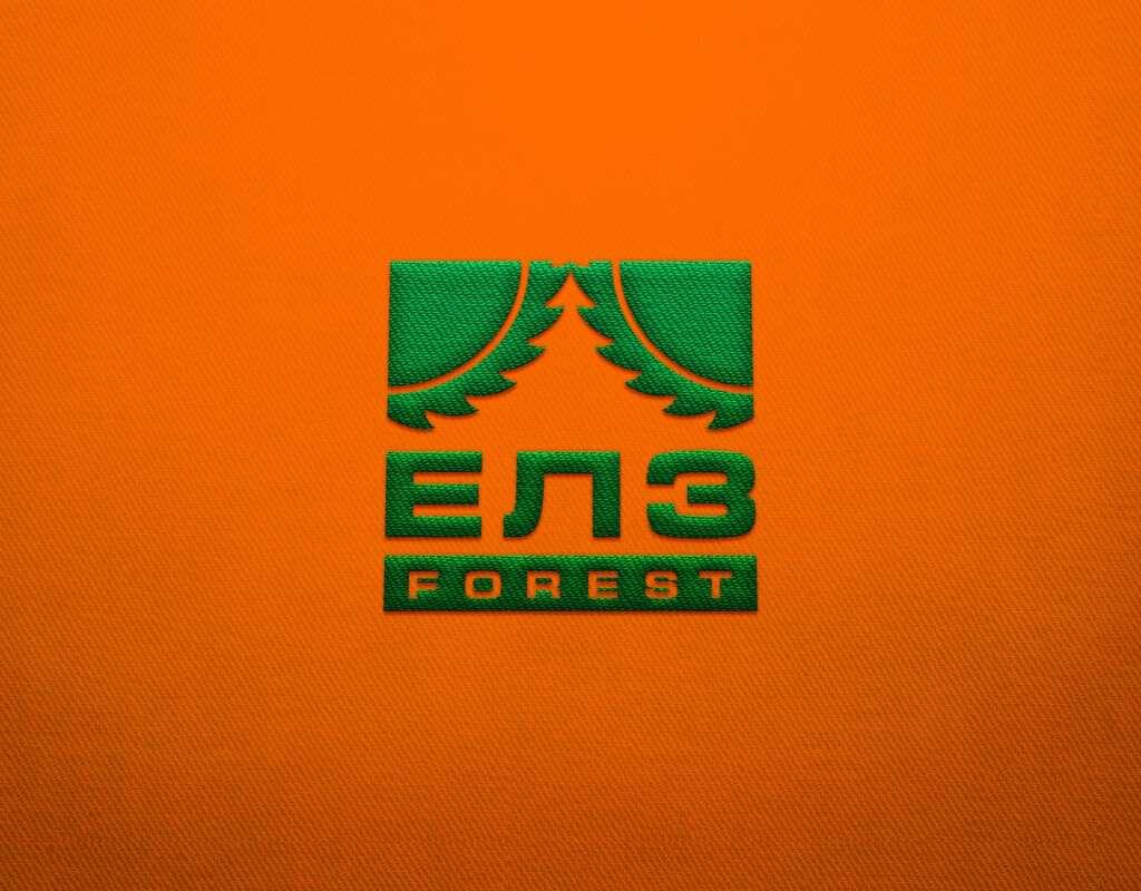 Вышивка логотипа елз