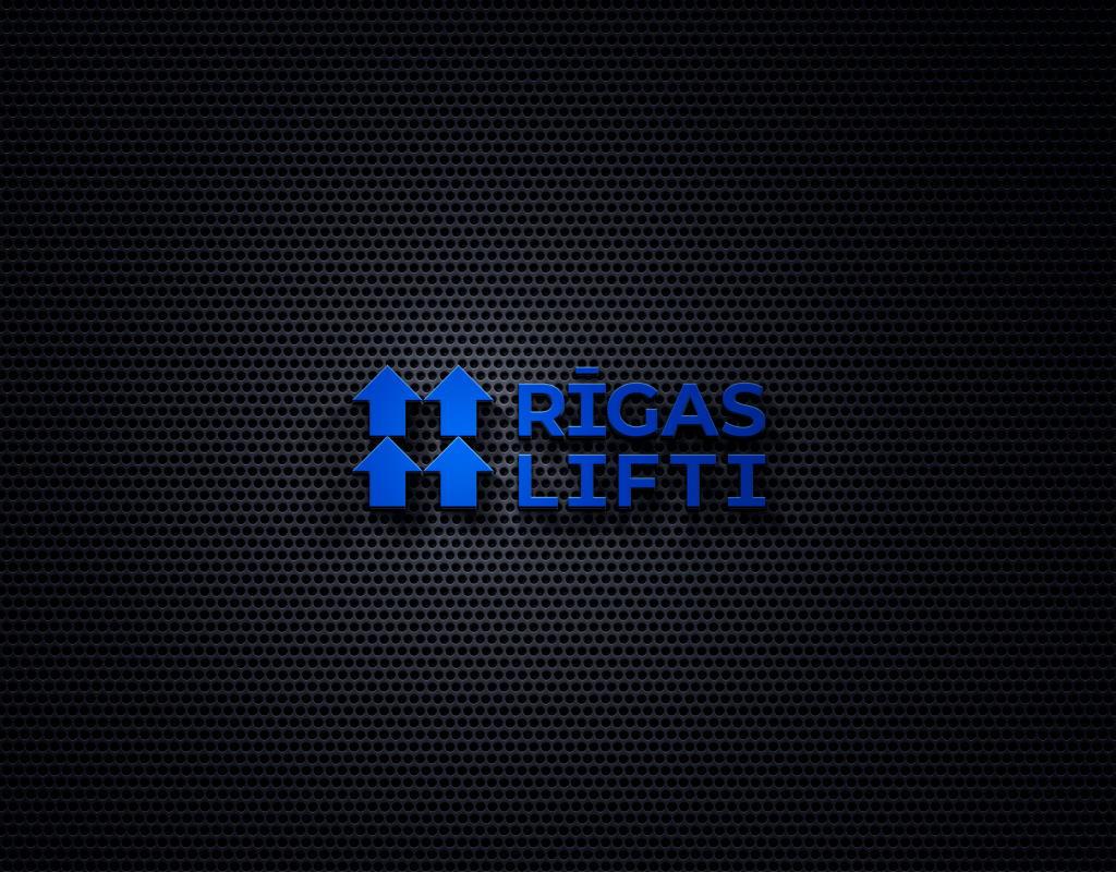 логотип для компании по установке и ремонту лифтов