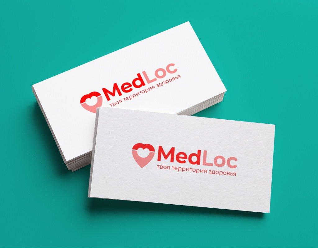 логотип для врачебного интернет портала