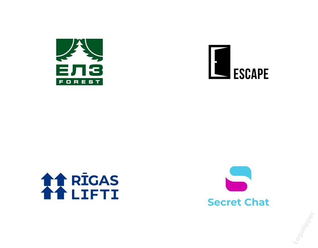 Логотипы со скрытым смыслом Logotipper.ru
