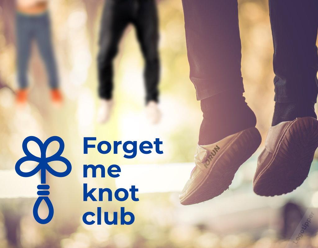 нейминг и лого для клуба по интересам
