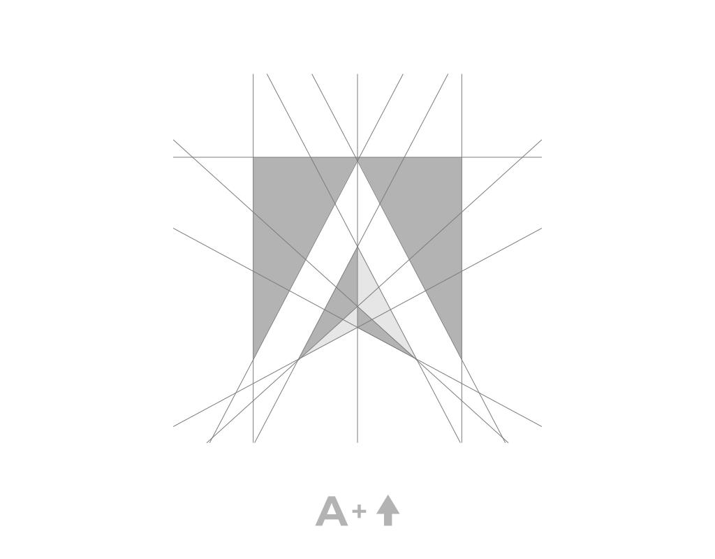 Построение логотипа It-аутсорсинговой компании
