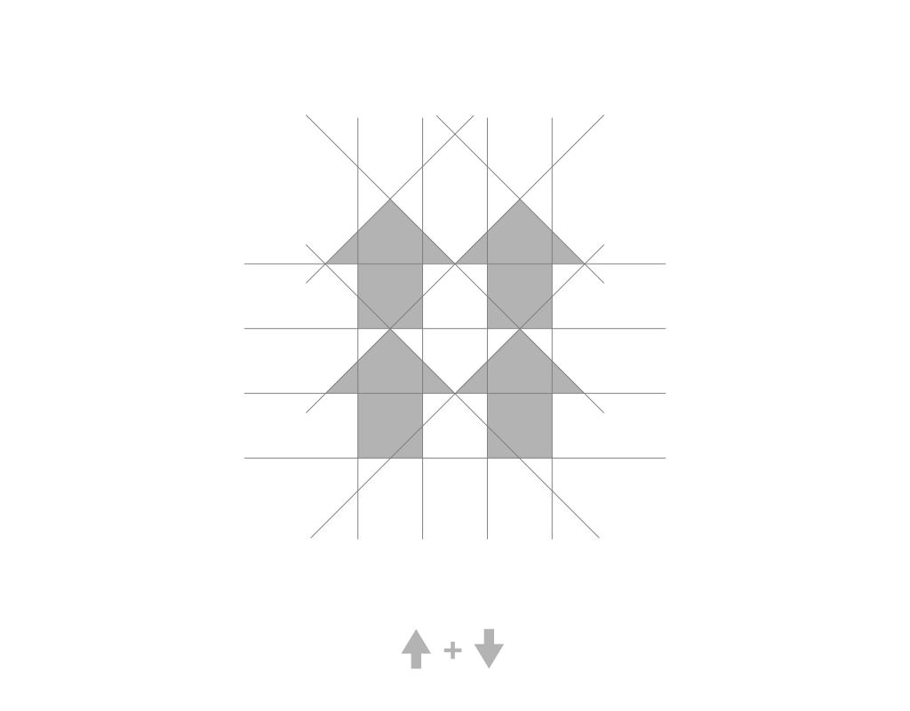 Построение логотипа rigas lifti