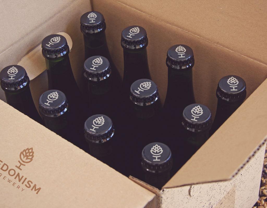 разработка фирменного стиля для пивоварни