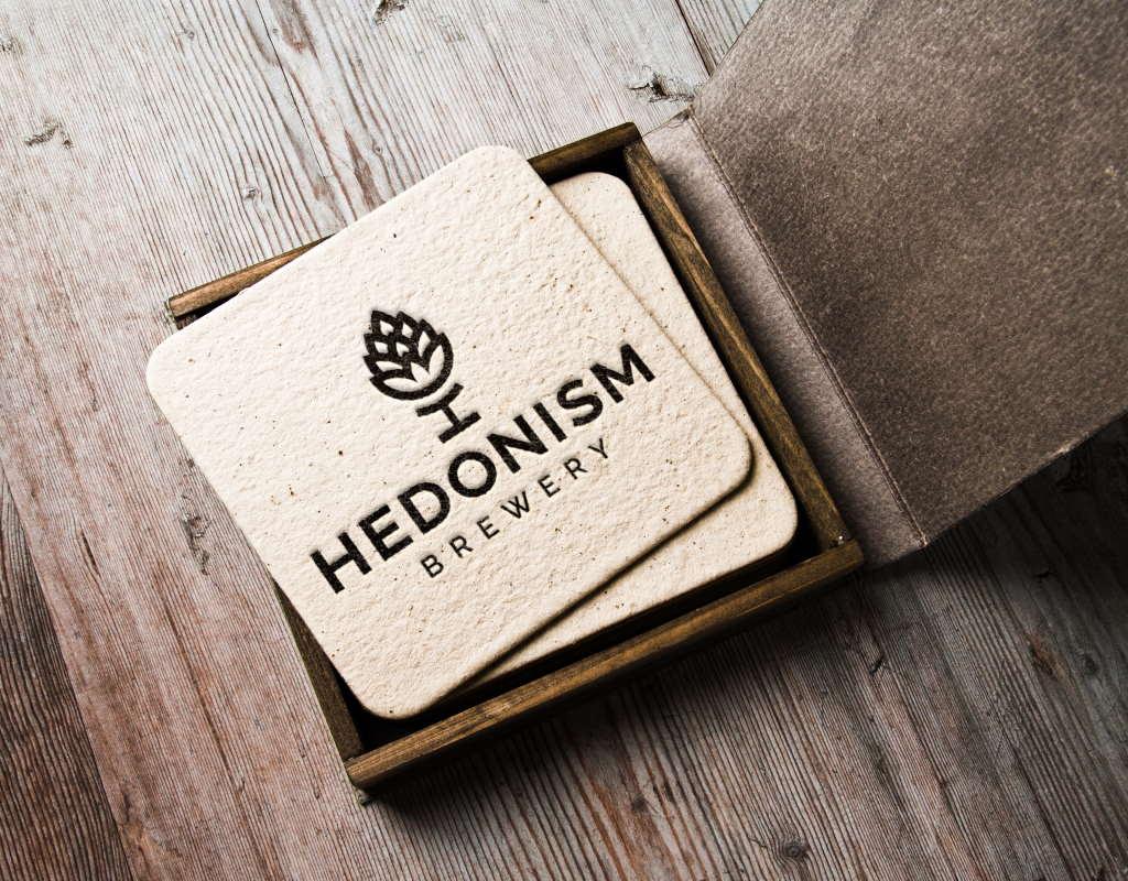 разработка логотипа для крафтовой пивоварни