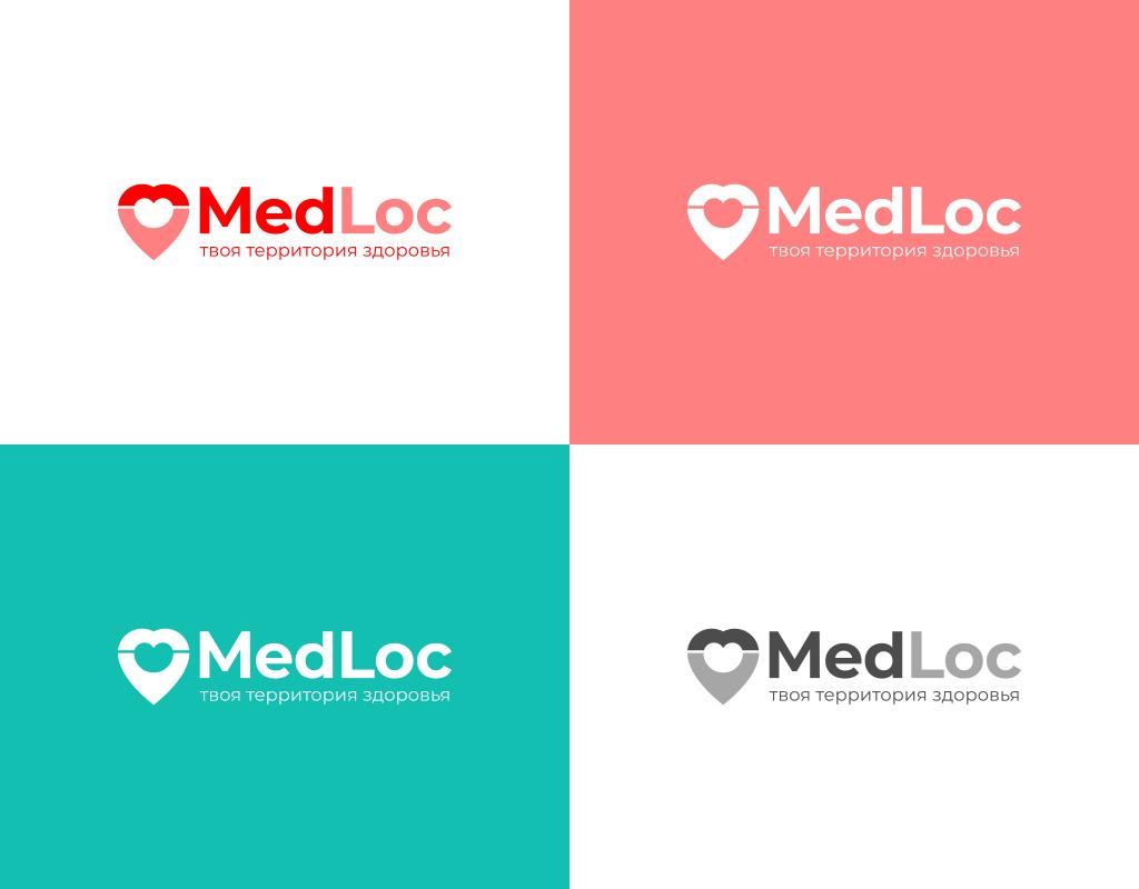 разработка логотипа для медицинского интернет портала