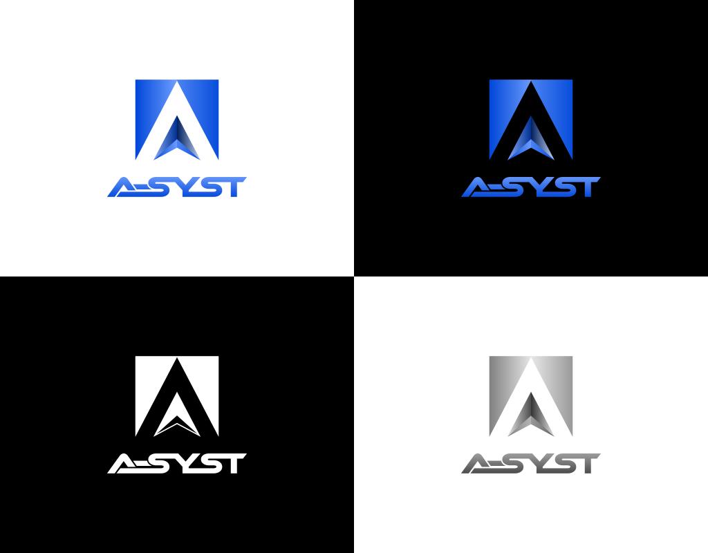 разработка логотипа It-аутсорсинговой компании