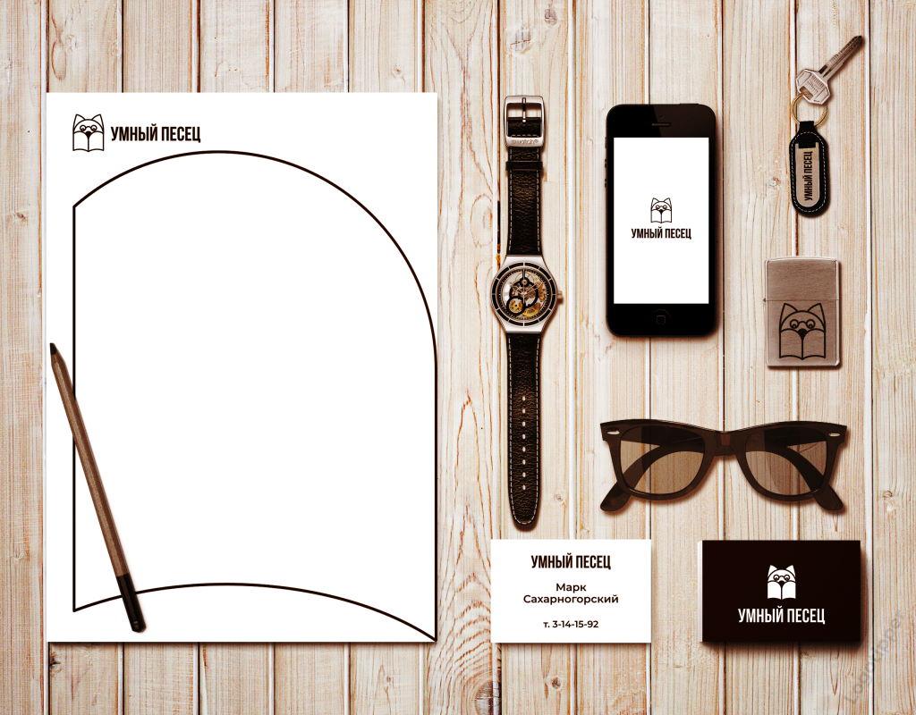 разработка фирменного стиля для интеллектуального клуба