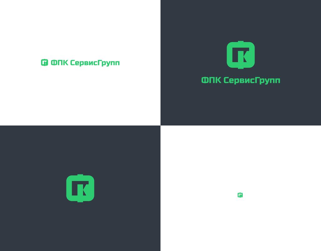 Разработка логотипа клинигового сервиса