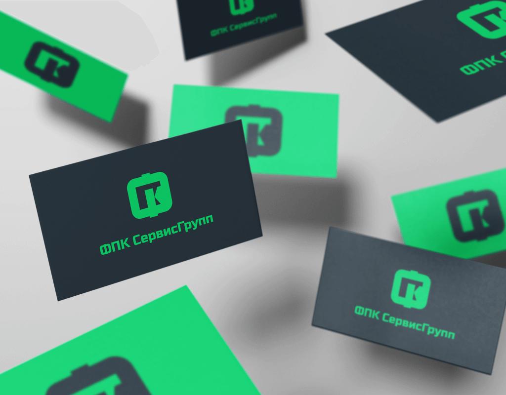 Разработка логотипа промышленной организации