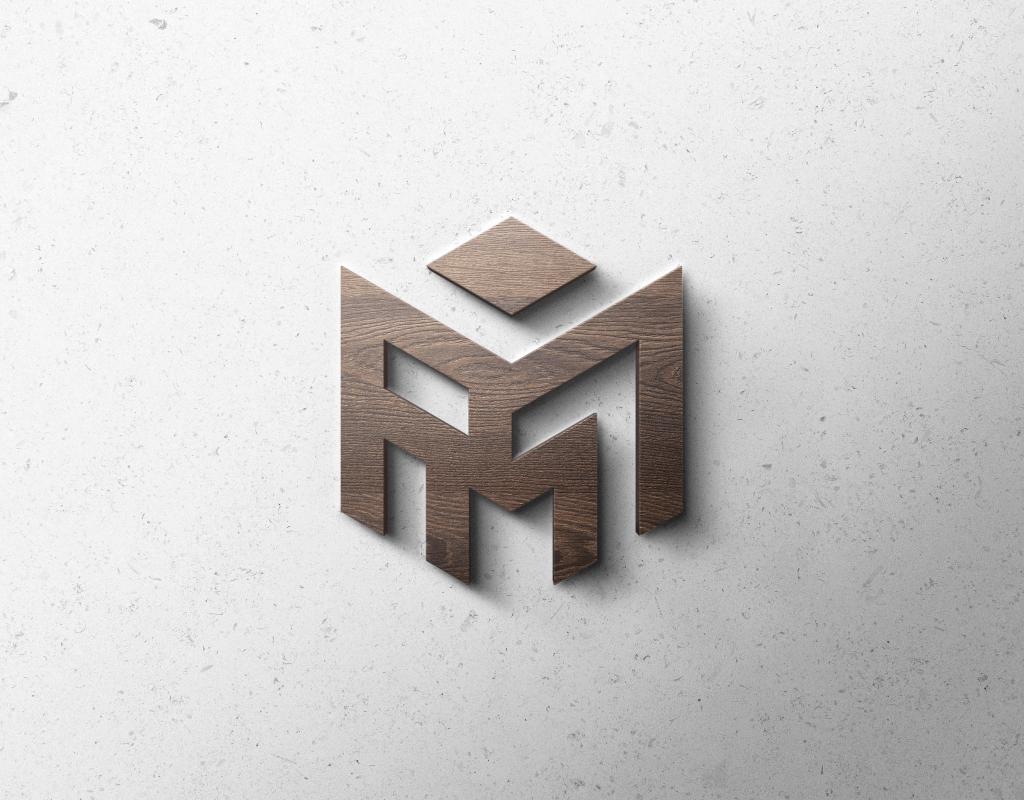 Дизайн фирменного знака компании