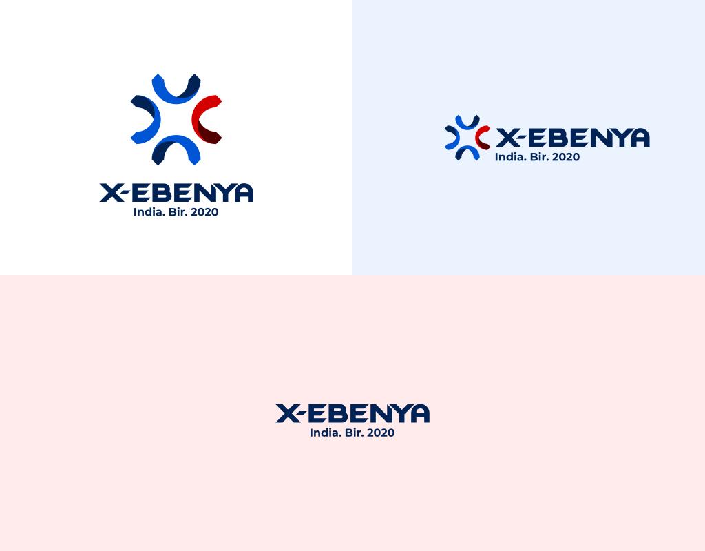 Лого x х ебеня