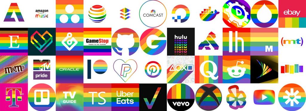 В логотипе должно быть 2 цвета
