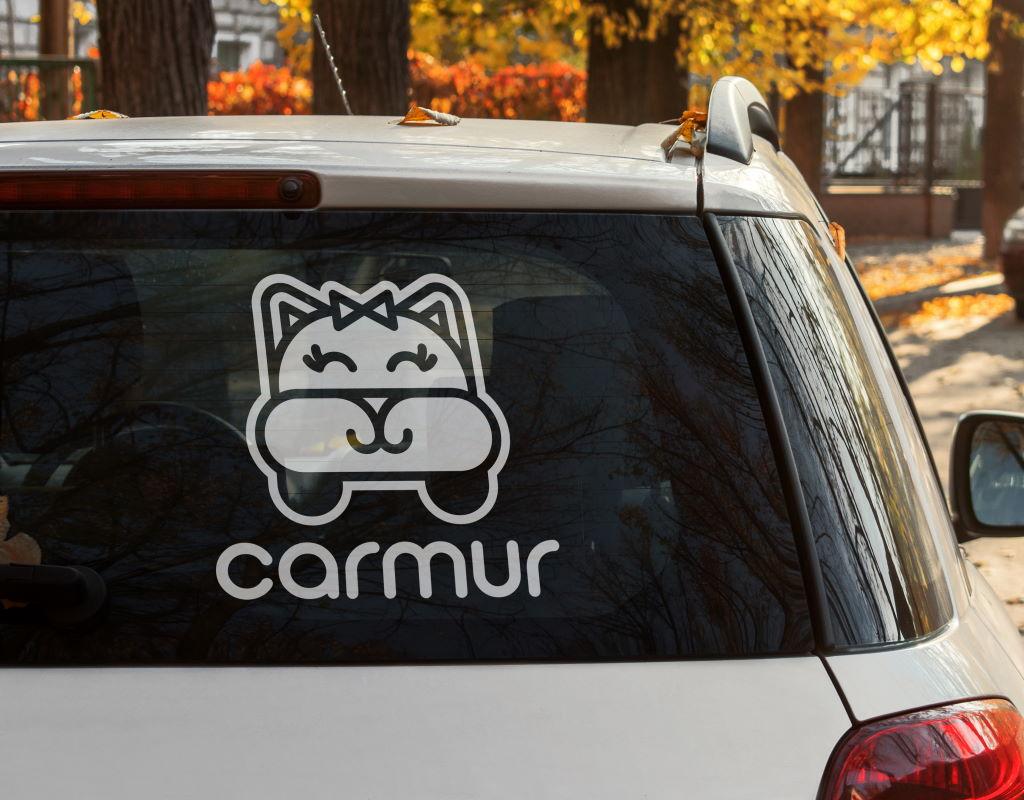 логотип компании по продаже автоаксессуаров