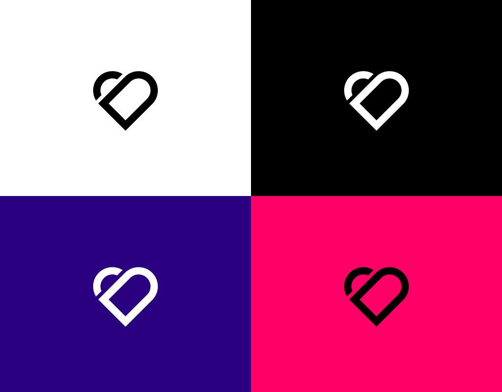 логотип для бренда женской одежды diminalove