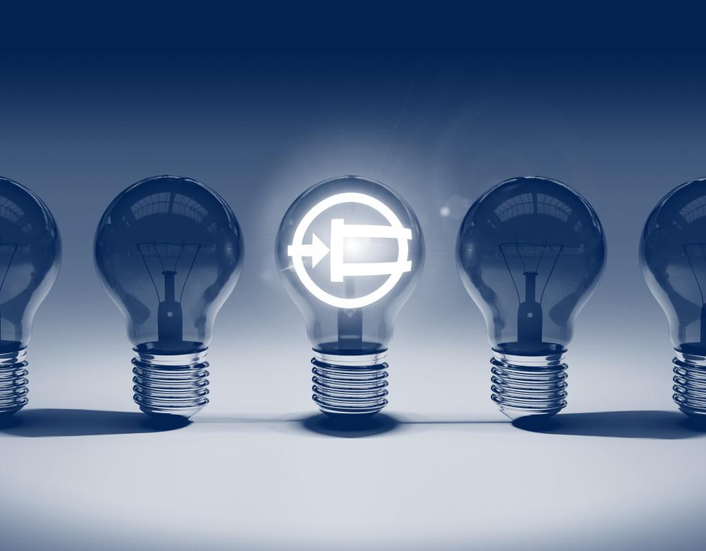 разработка лого для научно-производственного предприятия