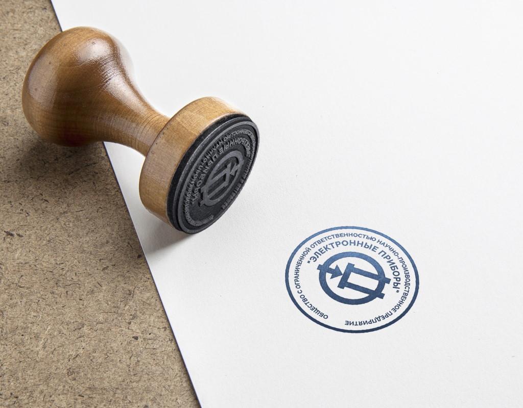 разработка логотипа электронные приборы